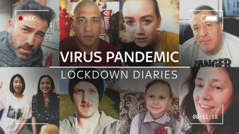 Coronavirus: Lockdown around the world
