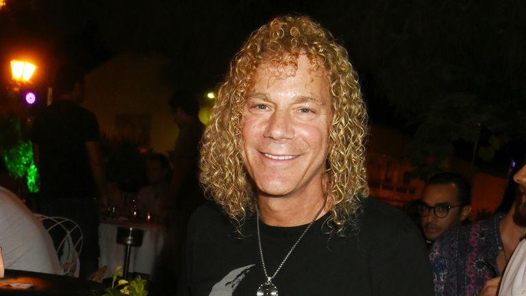Bon Jovi's David Bryan
