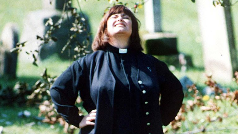 The Vicar Of Dibley. Pic: Dan Towers/Shutterstock
