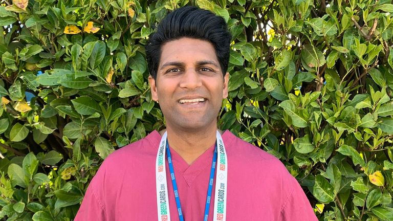 Dr Shilen Patel is spearheading the Red Green Cards scheme