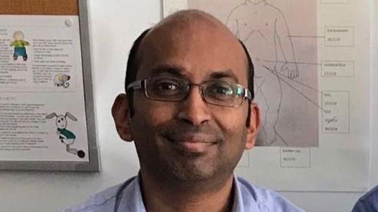 Dr Vishna Rasiah