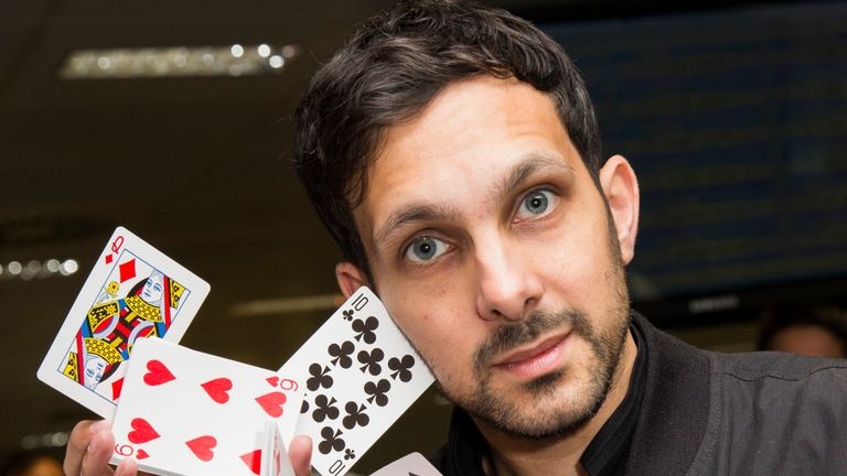 Dynamo warns fans 'we're all genuinely at risk'