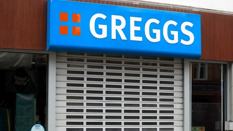 Greggs intends to reopen all 2,050 of its stores in the UK by 1 July