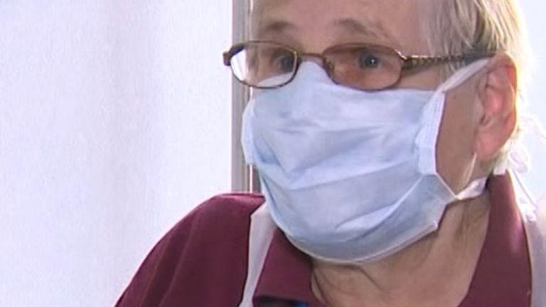 Milton keynes hospital cleaners