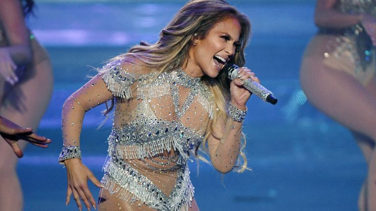 Jennifer Lopez is just one of the many stars performing for One World Together At Home