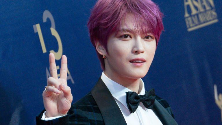 K-pop star Jaejoong