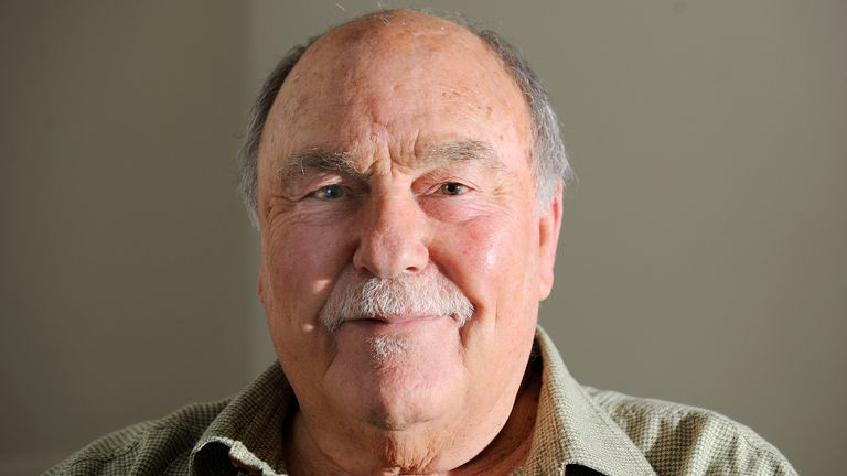 Greaves suffered a serious stroke in 2015