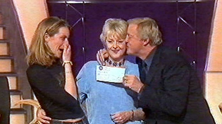 Judith Keppel was the first contestant to ever win £1 million on Who Wants To Be A Millionaire?