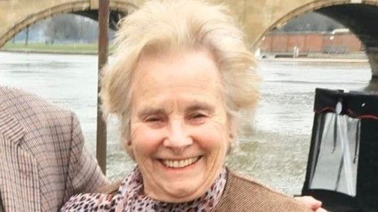 Margaret Tapley, 84, was a former NHS nurse, from Faringdon, Oxfordshire, who died on 18 April