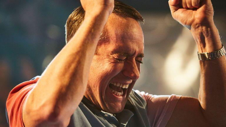 Matthew Macfadyen as Charles Ingram in Quiz. Pic: ITV/Shutterstock