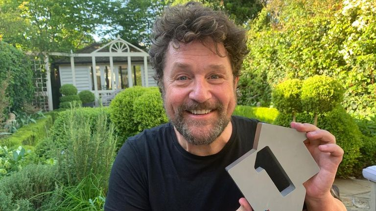 Michael Ball says it's one of his 'proudest achievements'