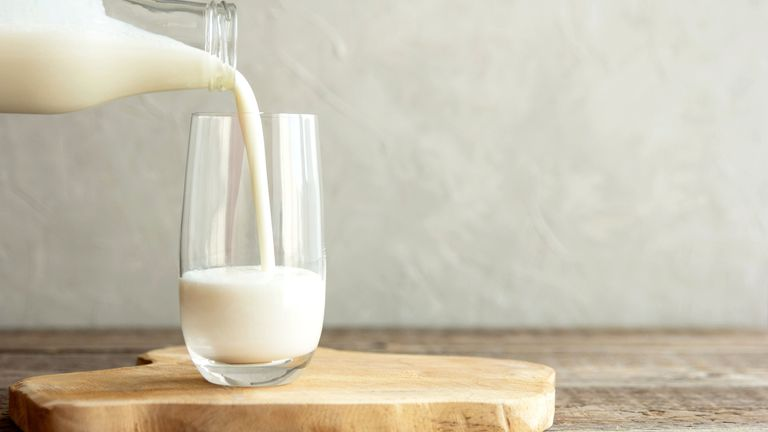 Cow's milk does not ward off coronavirus, scientists say