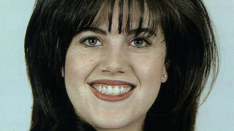 Monica Lewinsky was an intern at the White House