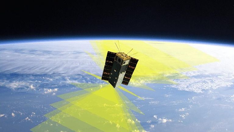 NASA's HARP cubesat is being flown from home