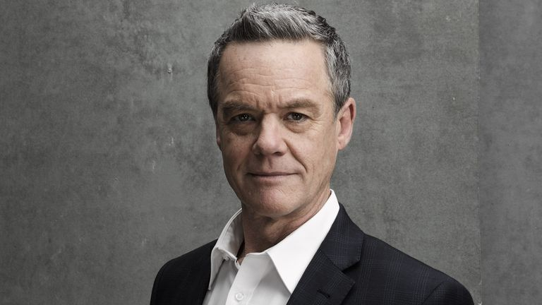 Stefan Dennis, aka Paul Robinson in Neighbours. Pic: FremantleMedia LTD