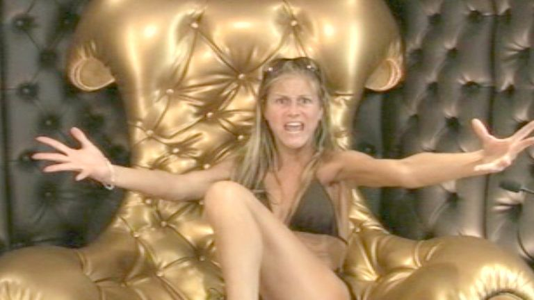 Nikki says letting off steam in the diary room helped her survive
