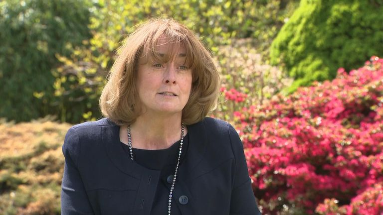 Professor Pat Price says a backlog of cancer patients could 'overwhelm the service'