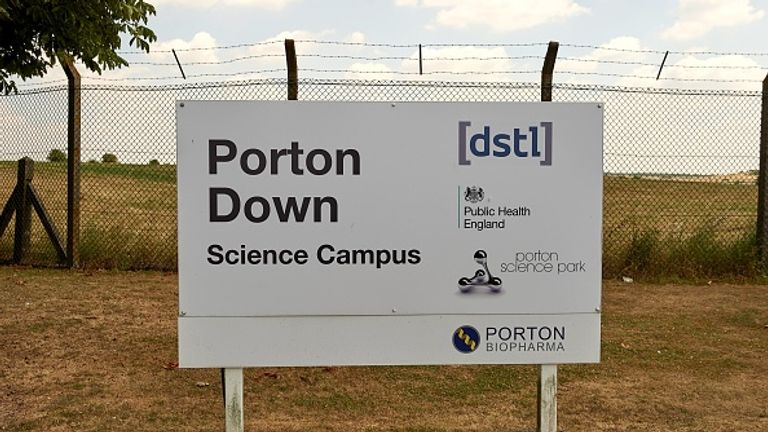 Porton Down, near Salisbury, will look into the 'full effectiveness' of Citriodiol
