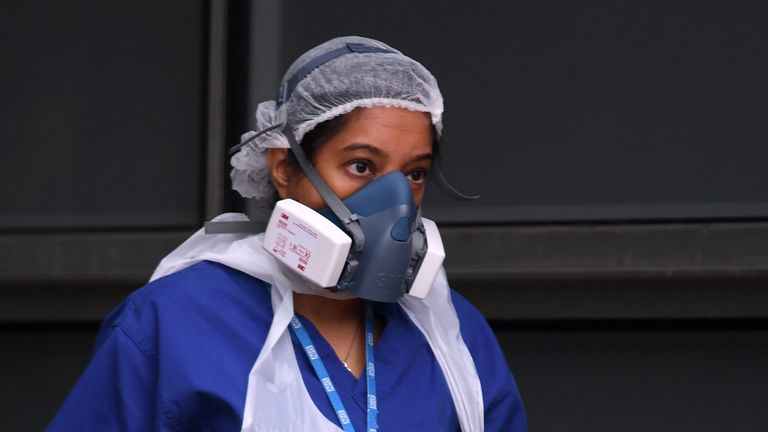 New stocks of PPE are desperately needed