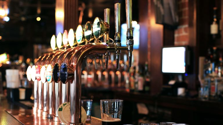 A virtual pub has opened its doors to the public