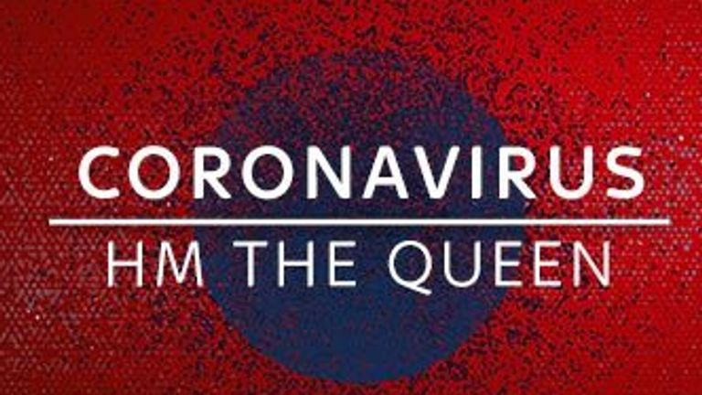 A special message from Her Majesty The Queen to the United Kingdom and the Commonwealth in response to the Coronavirus outbreak.