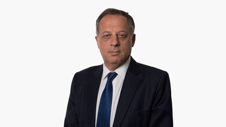Richard Sharp worked for the Bank of England until November 2019. Pic: Bank of England