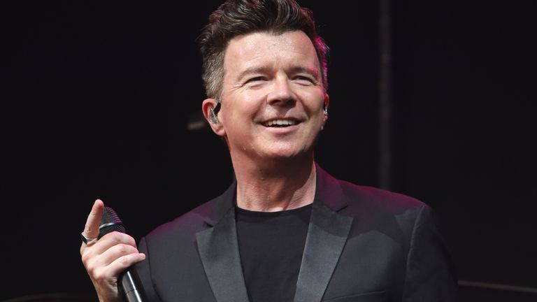 Rick Astley has announced a free gig for NHS and emergency workers once the coronavirus pandemic is hopefully over