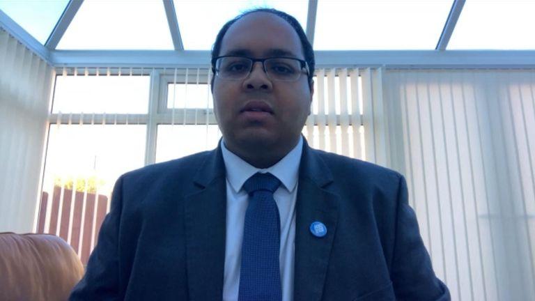 Doctor describes the plight of frontline health workers in coronavirus fight