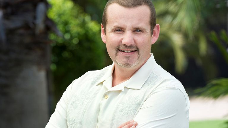 Ryan Maloney, aka Toadfish in Neigbours. Pic: FremantleMedia LTD