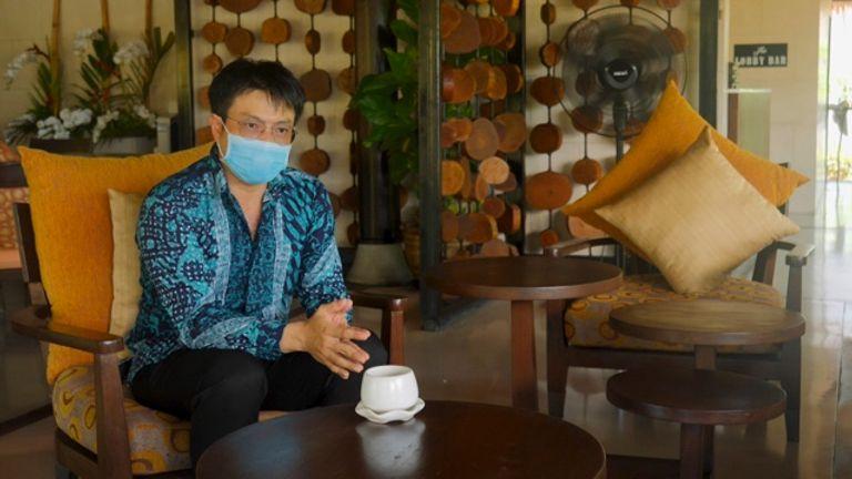 Kongsak Khoopongsakorn - The impact of coronavirus on Thai island of Phuket is worse than Boxing Day 2004 tsunami, officials say
