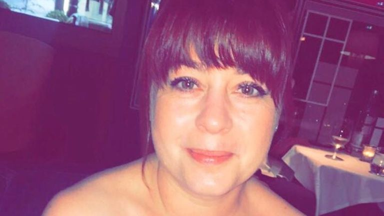 Stacey Fresco nearly died after contracting COVID-19. She was later saved by proning treatment.