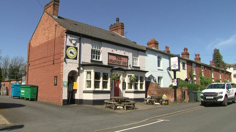 Pubs across the country have closed their doors due to the lockdown