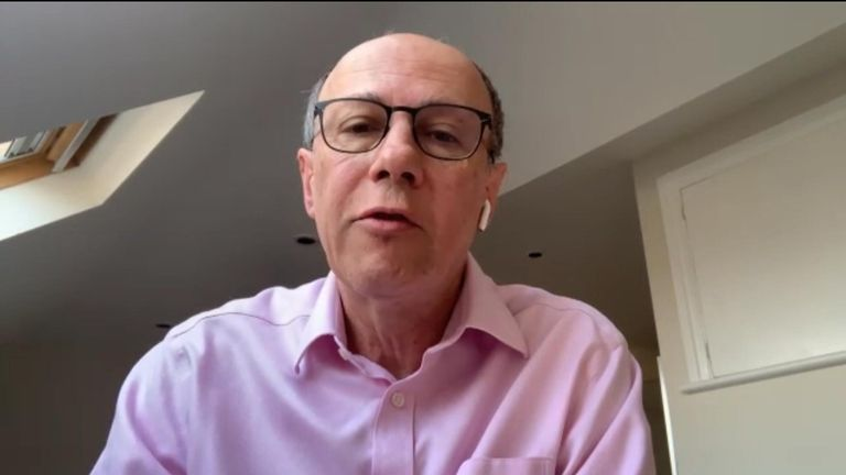 Stephen Powis, medical director of NHS England