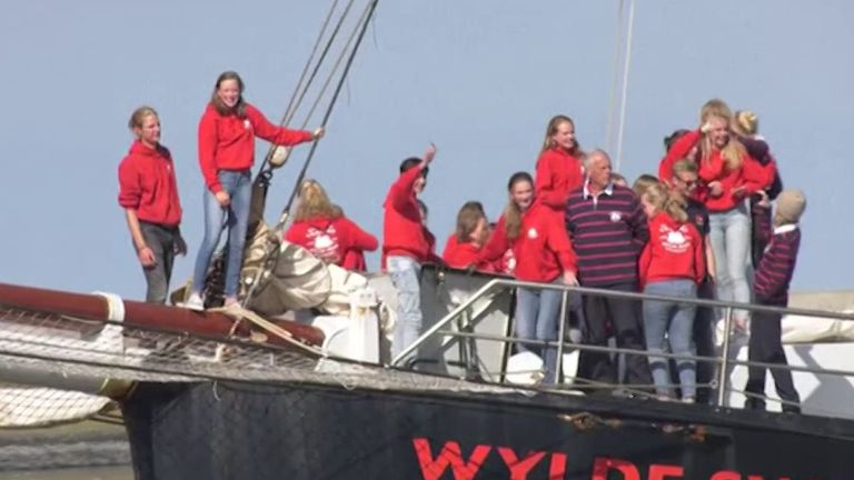 Students return to the Netherlands on transatlantic yacht after being stranded overseas