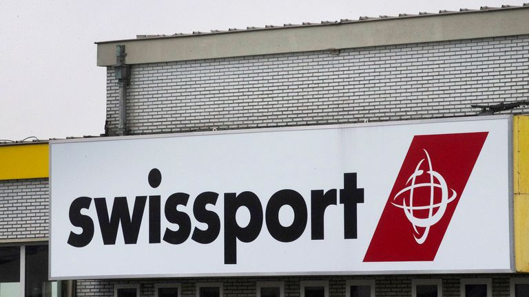 Swissport is one of the companies asking for assistance from the Treasury