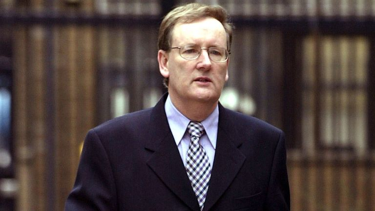 Who Wants To Be A Millionaire? cheating accomplice Tecwen Whittock arrives at court in 2003