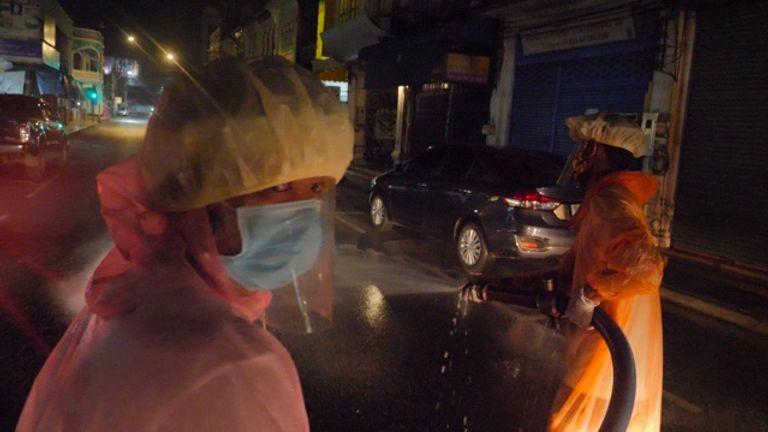The impact of coronavirus on Thai island of Phuket is worse than Boxing Day 2004 tsunami, officials say