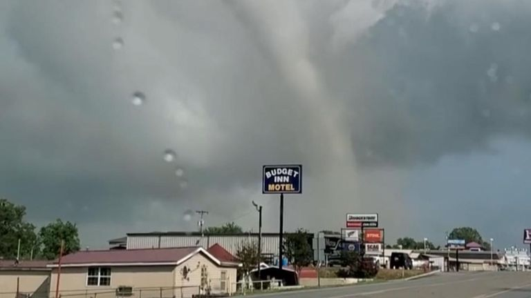 Local media reported that the Madill tornado caused extensive damage to properties in addition to the two deaths