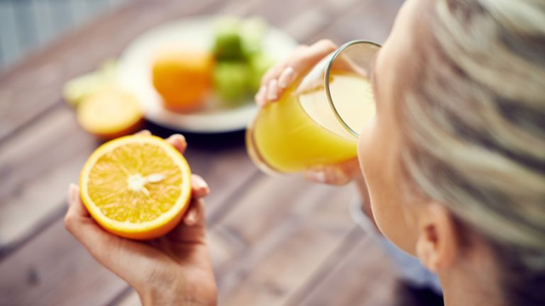 Health experts recommend getting vitamin C from foods rather than supplements