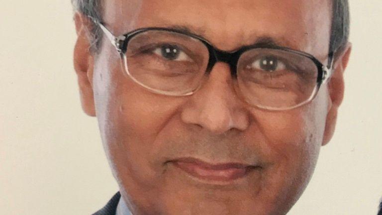 Dr Zishan Haider