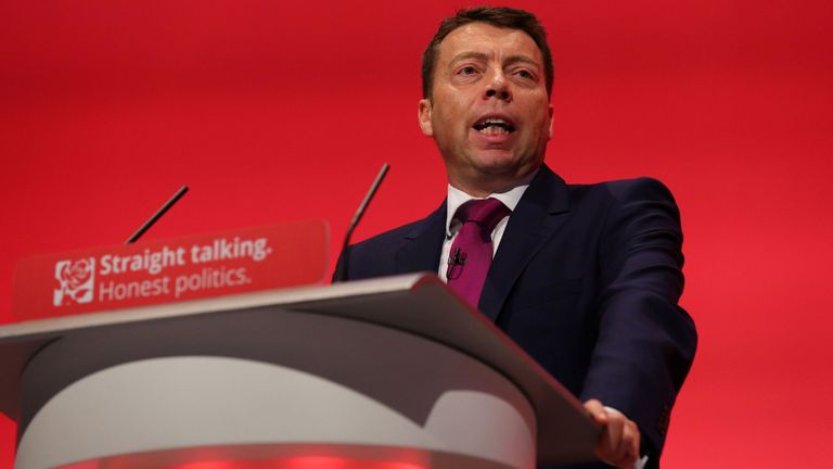 Iain McNicol was the Labour Party General Secretary from 2011 to 2018