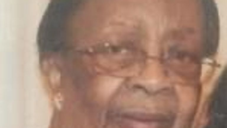 Antionette died on the same ward as other family member. Pic: Franklin Family