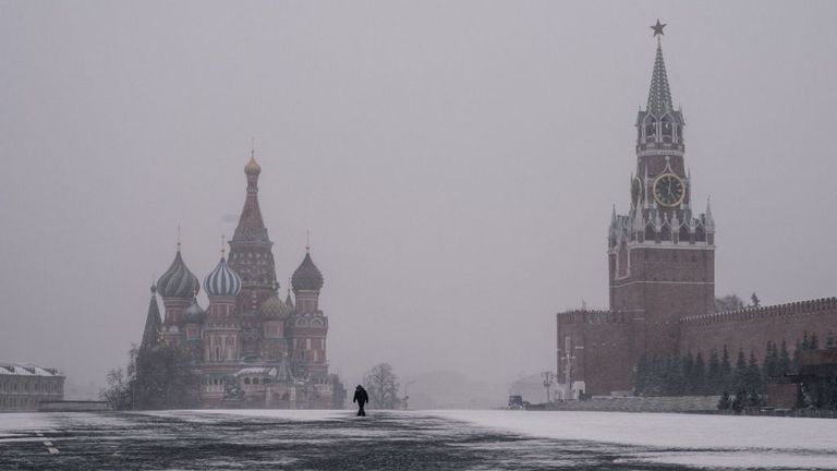 The mayor of Moscow told older Russians to either stay at home or escape to their country houses on 30 March