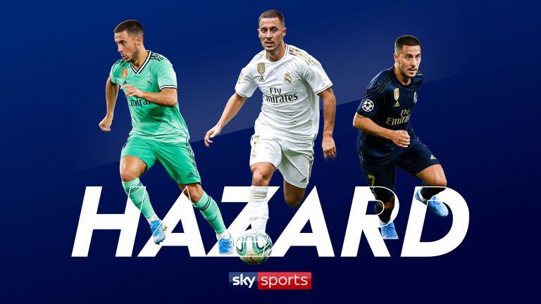 Eden Hazard at Real Madrid