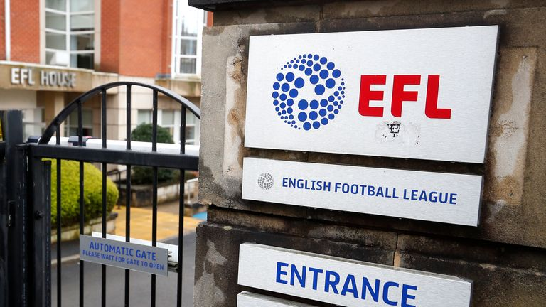 All English Football League matches to be broadcasted live when season resumes