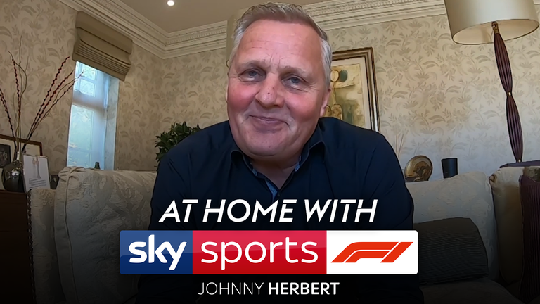 Whether it be racing dune buggies, lawnmowers or classic F1 cars – Johnny Herbert has had it covered during his years with Sky Sports F1. Look back at his favourite four features with the three-time GP winner here.