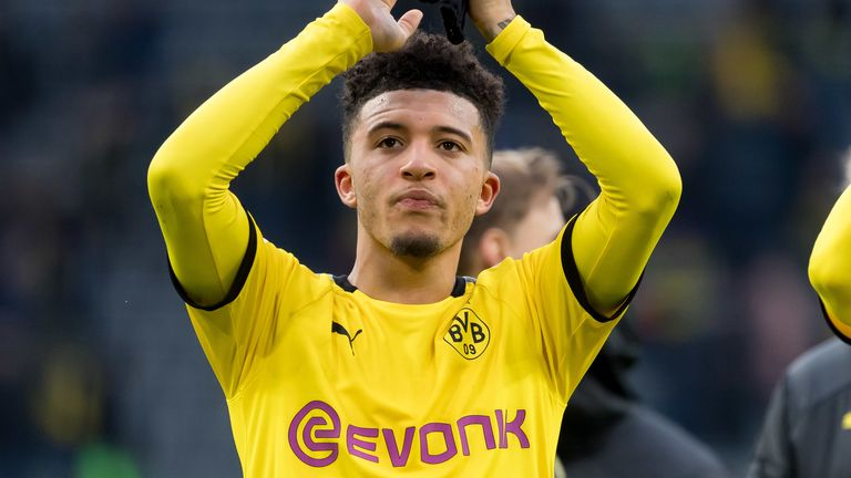 Sky Sports News reporter Dharmesh Sheth discusses whether Manchester United will target both Jack Grealish and Jadon Sancho in the next transfer window.