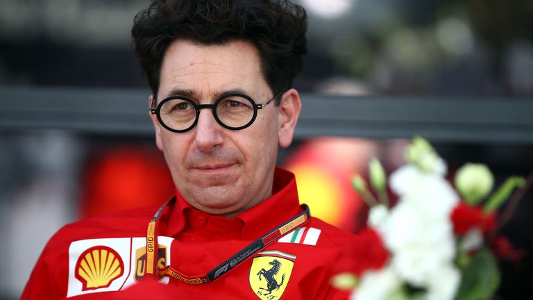Ferrari team principal Mattia Binotto speaks exclusively to Sky Sports News' Craig Slater about how and when the 2020 season could start, and more