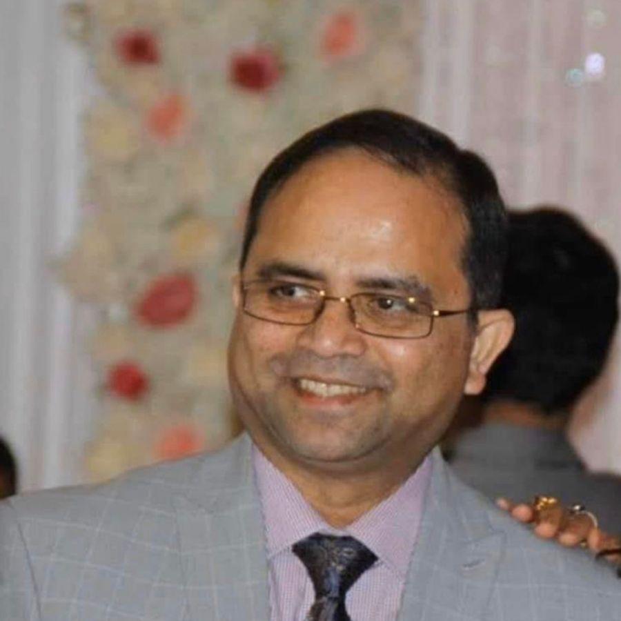 Dr Abdul Manud Chowdhury