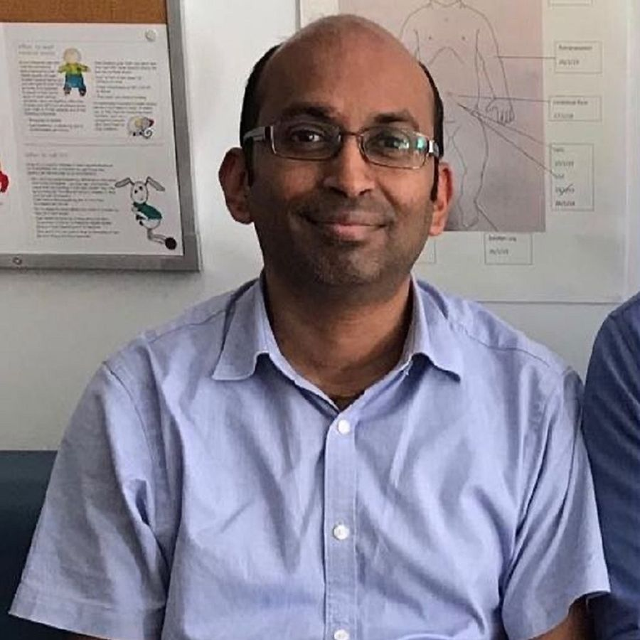 "Dr Vishna Rasiah, worked as a clinical lead at Birmingham Women's and Children's NHS Foundation Trust. His wife Liza said: ""We're devastated at losing our beloved Vish. He was such a loving husband and father to our beautiful daughter Katelyn, and much loved son and brother to our family in Malaysia and Trinidad."